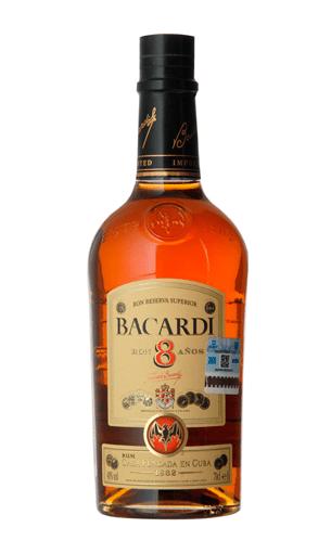 Comprar Bacardi 8 Años Litro (ron) - Mariano Madrueño