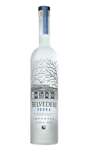 Comprar Belvedere (vodka premium) - Mariano Madrueño