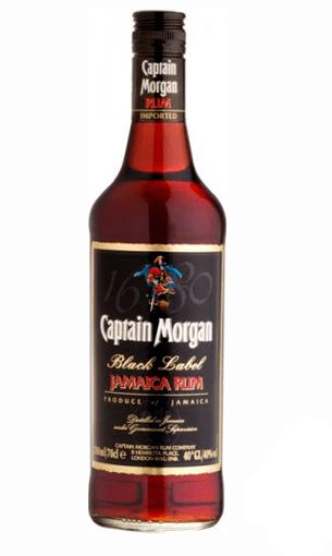 Comprar Captain Morgan Litro (ron jamaicano) - Mariano Madrueño