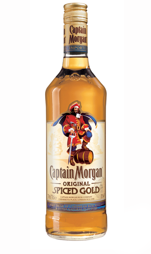 Captain Morgan Spiced Litro (ron jamaicano) - Mariano Madrueño
