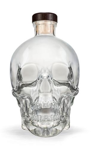 Comprar Cristal Head (vodka premium) - Mariano Madrueño