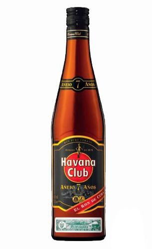 Havana Club 7 años (ron añejo caribeño) - Mariano Madrueño