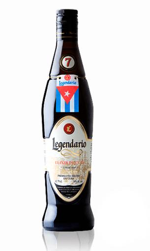 Comprar Legendario Elixir 7 años (ron) - Mariano Madrueño