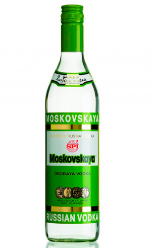 Comprar Moskovskaya (vocka ruso) - Mariano Madrueño