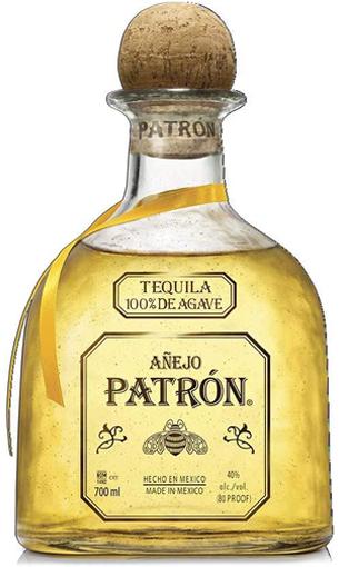 Comprar Patrón Añejo (tequila) - Mariano Madrueño