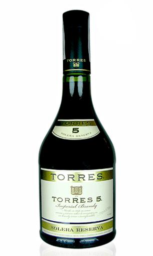 Comprar Torres 5 años (brandy) - Mariano Madrueño