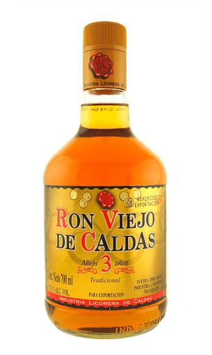 Comprar Viejo de Caldas 3 años (ron colombiano) - Mariano Madrueño