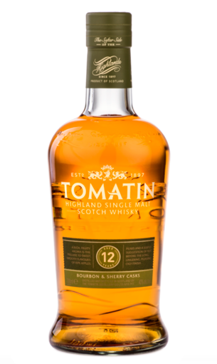 Comprar Tomatín 12 años Whisky