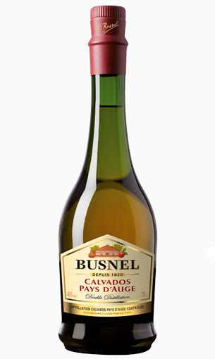 Calvados Busnel (aguardiente) - Comprar licores online