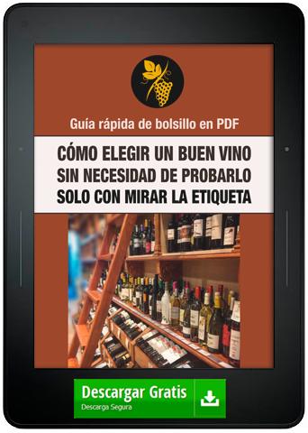 GUÍA GRATIS [PDF] – Aprende a elegir un buen vino sin ser experto