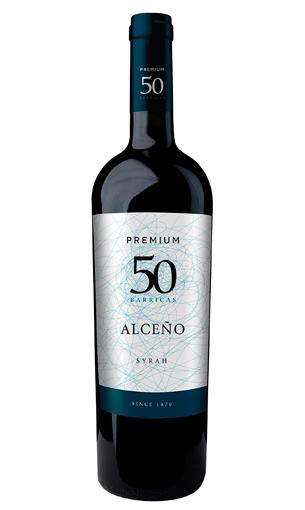 Comprar Alceño Syrah 50 Barricas (vino de Jumilla) - Mariano Madrueño