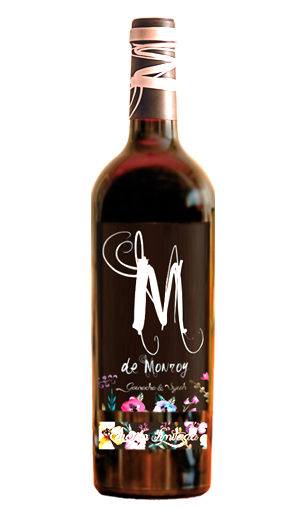 Comprar M de Monroy (vino roble de Madrid) - Mariano Madrueño