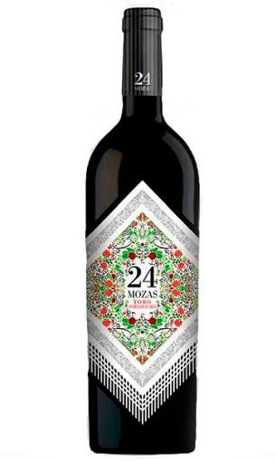 Comprar 24 mozas vino roble de Toro