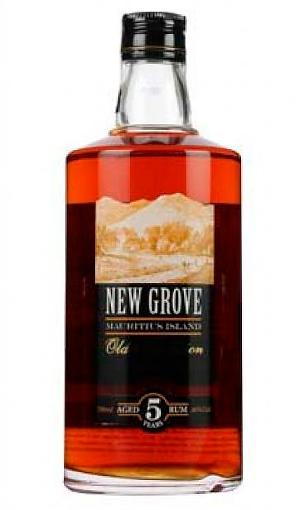 Comprar New Grove 5 años (ron agrícola de Islas Mauricio)