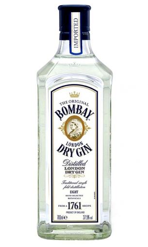 Bombay Dry Gin - Comprar ginebra premium