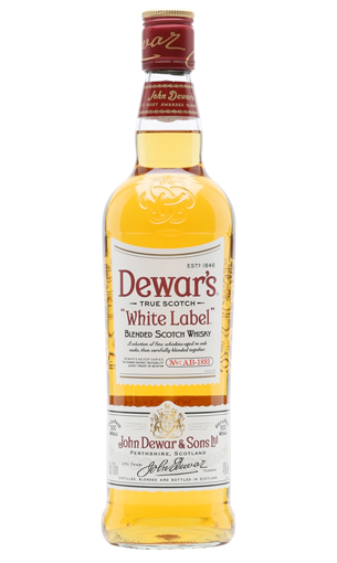 Dewards White Label litro- Comprar whisky escocés