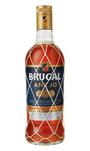 Brugal Añejo 70 cl - Nueva edición de botella 2021