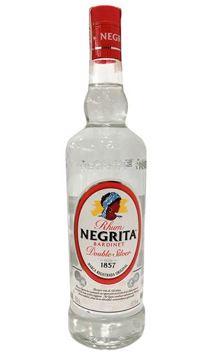 Comprar ron Negrita Blanco Litro