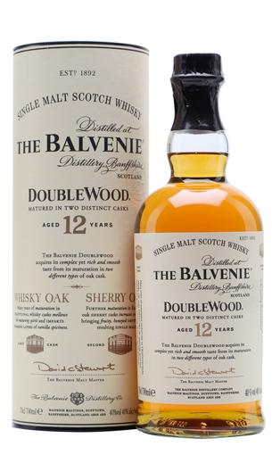 Balveie 12 años DoubleWood - Comprar whisky