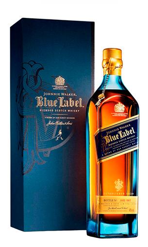 Comprar Johnnie Walker Blue label - Whisky escocés