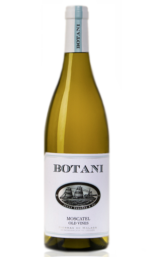 Botani Moscatel - Comprar vino blanco