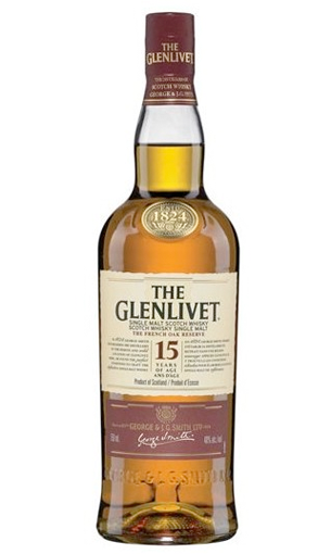 The Glenlivet 15 años - Comprar whisky escocés