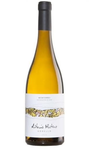 Antonio Montero Godello - Comprar vino blanco gallego, Monterrei