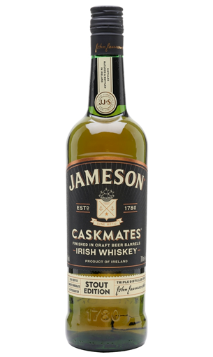 Jameson Caskmates Stout - comprar whisky irlandés