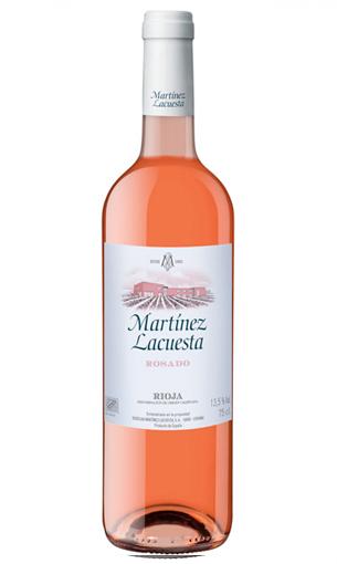 Martínez Lacuesta Rosado - Comprar vino Rioja