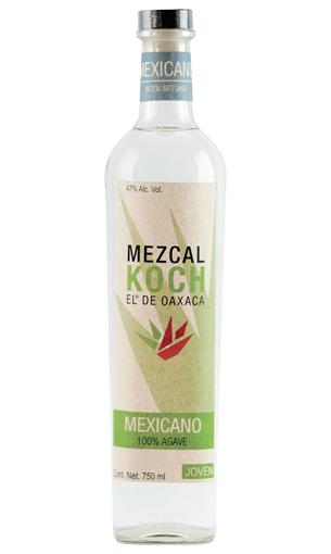 Mezcal Koch El Espadín - México