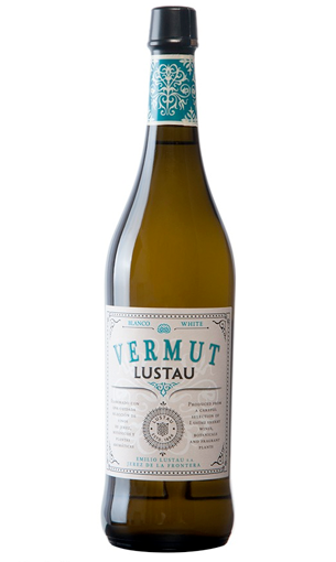 Vermut Lustau Blanco - Comprar vino generoso de Jerez