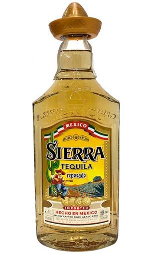 Sierra Tequila Reposado - Comprar tequilas mexicanos
