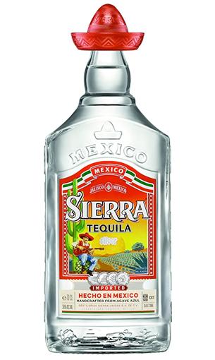 Sierra Tequila Silver - Comprar tequila mexicano