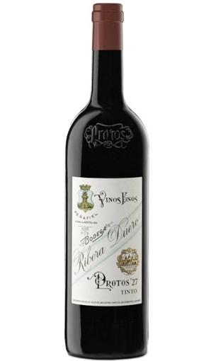 Protos'27 - Comprar vino tinto Ribera del Duero