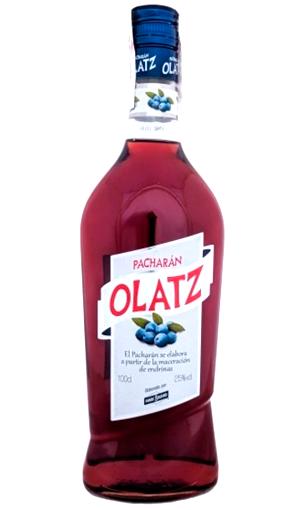 Pacharán Olatz Litro