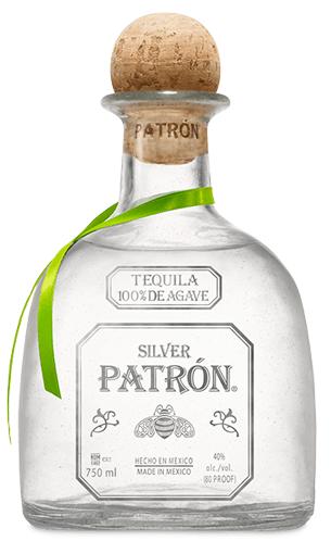 Patrón Silver - Comprar tequila premium