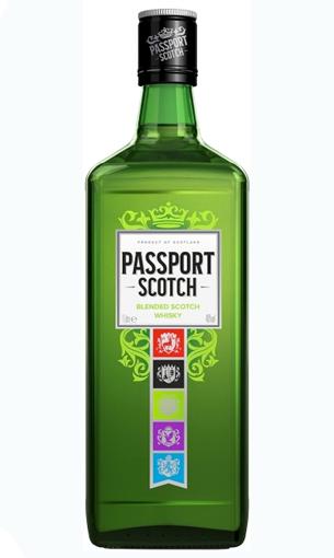 Passport Litro - Comprar whisky escocés