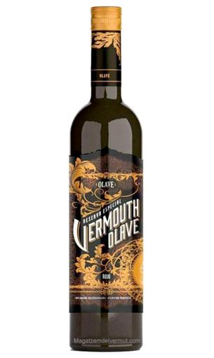 Vermouth Olave Reserva - Vino generoso