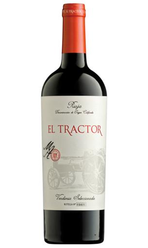 El Tractor - Comprar vino alta expresión