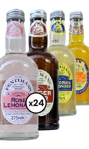 Fentimans Lote 24 botellas