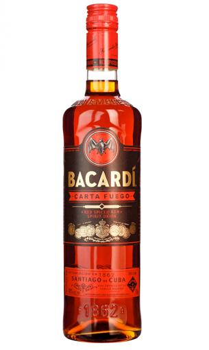 Bacardí Carta de Fuego - Comprar ron cubano