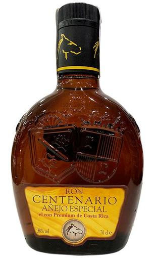 Centenario Añejo - ron premium de Costa Rica