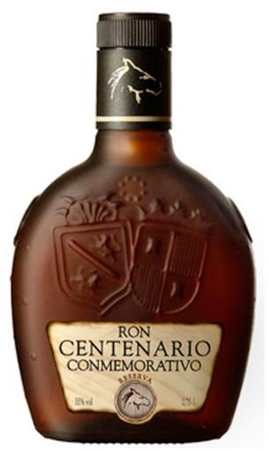 Centenario Conmemorativo - Comprar ron premium de Costa Rica