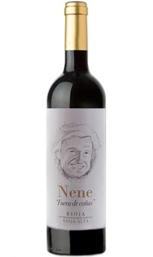 Nene «fuera de coñas» - comprar Rioja, vino de autor