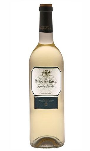 Marqués de Riscal blanco - Comprar vino blanco Verdejo