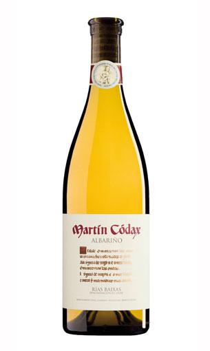 Martín Códax Albariño - Comprar vino blanco