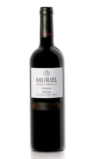 Muriel Crianza - Comprar vino Rioja