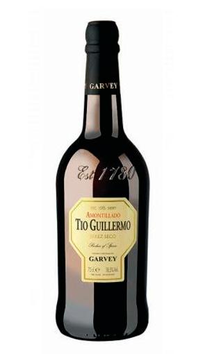 Amontillado Tío Guillermo (vino de Jerez) - Mariano Madrueño