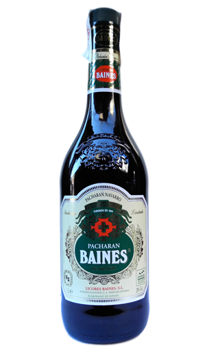 Comprar Baines Pacharán Etiqueta verde (Navarra) - Mariano Madrueño