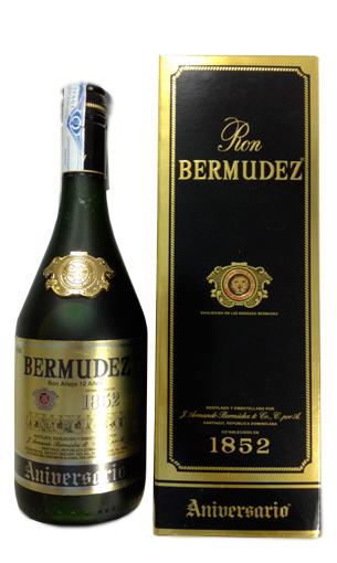 Comprar ron Bermúdez 12 años aniversario - Mariano Madrueño